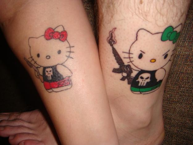Autors: luvazhels Pārīšu Tetovējumi!