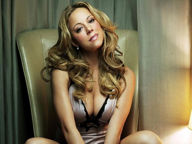 Mariah Carey  strādāja... Autors: iFakti Zvaigznes pirms slavas