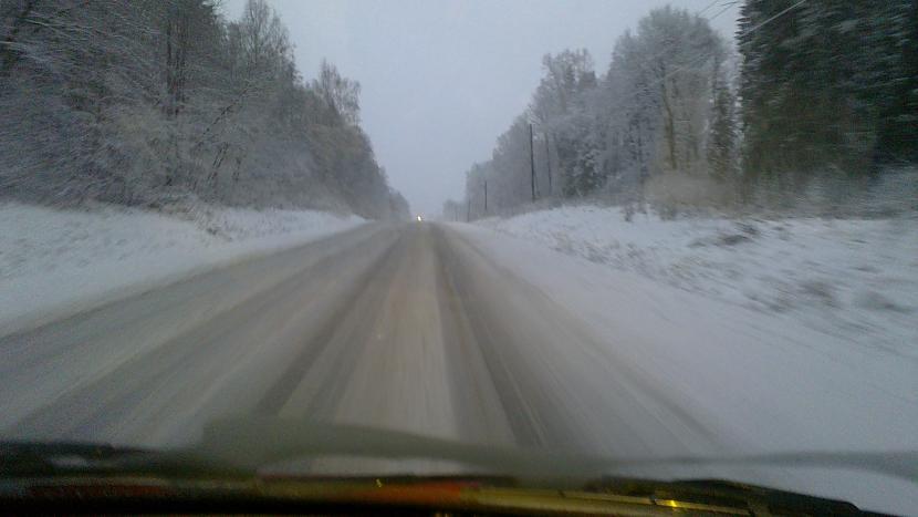 Autors: connected Sniegotā Madona