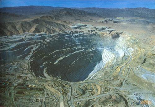 Autors: Fosilija Lielākie caurumi pasaulē