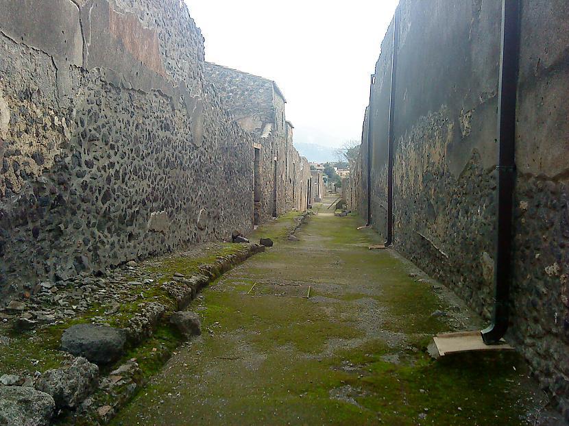 Autors: diedelnieks123 Pompejas ekskursija