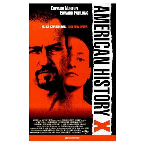 American history x Autors: Girtens  Ne tā pirmā svaiguma filmas kuras vērts noskatīties