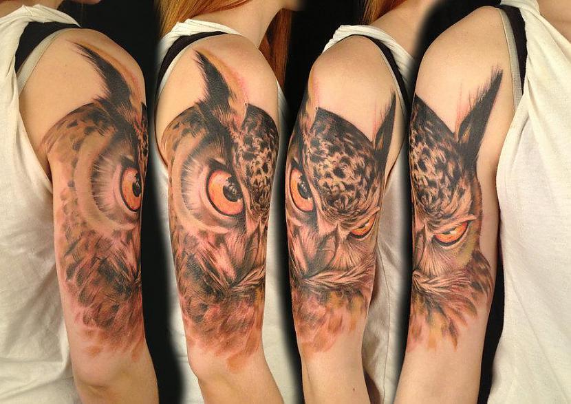 Autors: VectorX Tattooed Women XIII