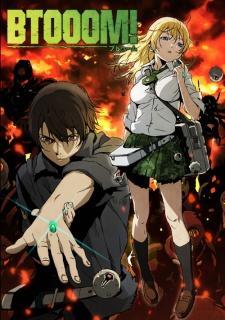 Btooom  Piedzivojumu... Autors: Game Edits Anime Top 20