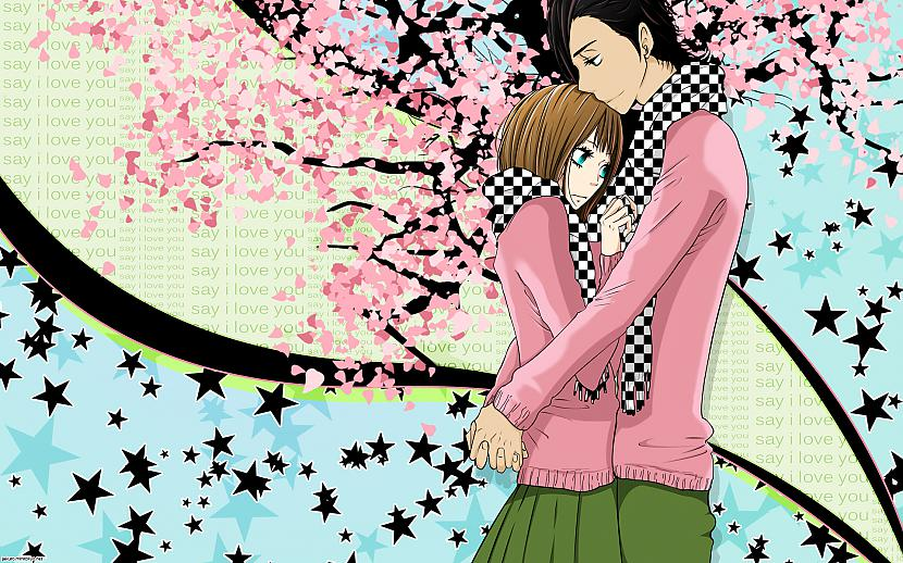 Say I Love You  RomantikaSkola Autors: Game Edits Anime Top 20