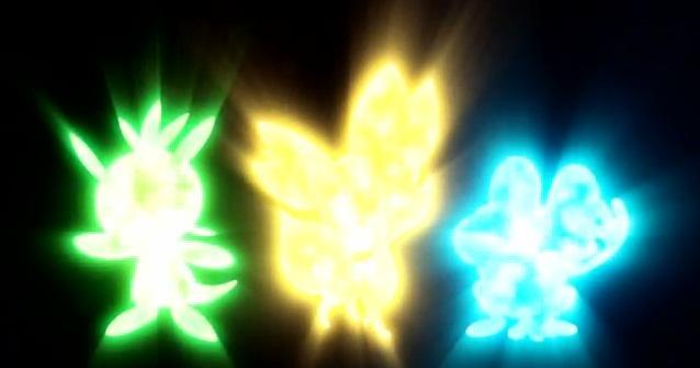 Būs jauni starta Pokemoni Autors: Gaindeaje Jauna Pokemonu paaudze