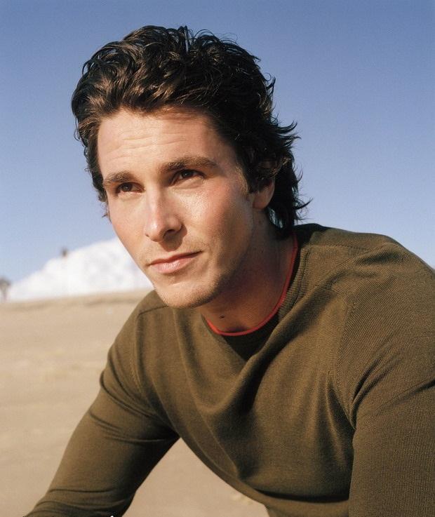 Christian Bale... Autors: BrĀLis scorpion1 Slavenības kino,un dzīvē