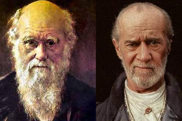 Charles Darwin gt George... Autors: luvazhels Vēsturiskie Slavenību Līdzinieki!!!