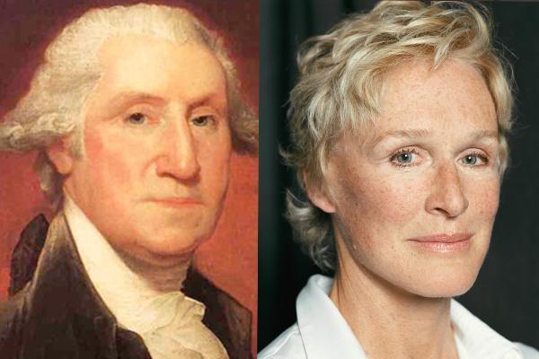 George Washington gt Glenn... Autors: luvazhels Vēsturiskie Slavenību Līdzinieki!!!