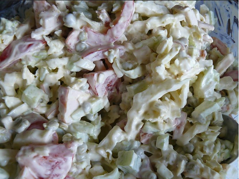 nbspGarscaronīgie... Autors: 69 Dažādi salātiņi...