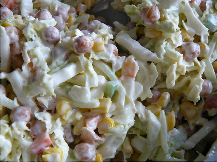 Kraukscaronķīscaronu... Autors: 69 Dažādi salātiņi...
