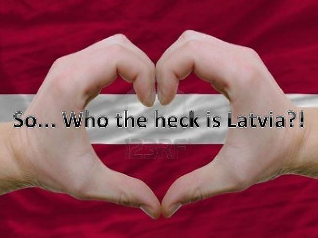 Autors: Saulstarinsss Latvija
