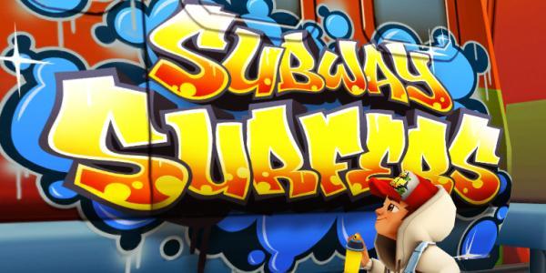 Subway SurfersScaronaja spēlē... Autors: Reezy Android spēles!