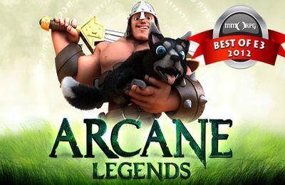 Arcane LegendsOnline spēle... Autors: Reezy Android spēles!