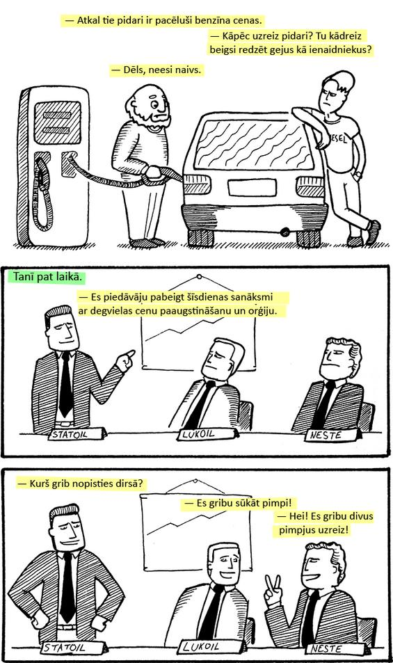 Autors: oskarsz Komiksi vai Karikatūras