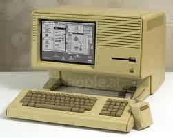 Apple lisa 1982 Xerox 1980to... Autors: Werkis2 Kā Apple apzaga vieglprātīgo - XeroX (XeroX Alto 1973)