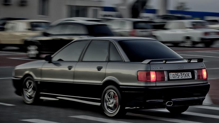 Audi 80 B3 18S karburātors Autors: twitter15 Audi 80 B3