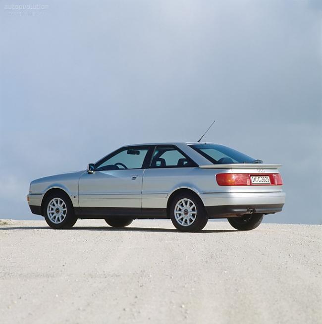 Audi Coupe B4 sāna un... Autors: twitter15 Audi Coupe
