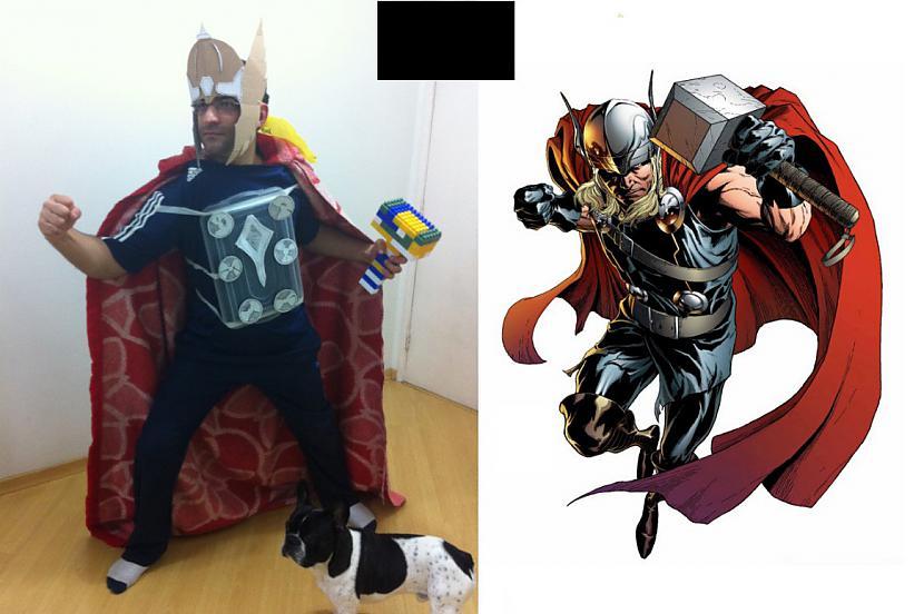 Autors: janex1 Paštaisītie supervaroņu tērpi #2