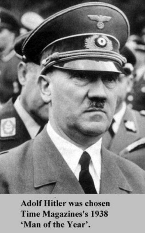 1938 gadā Ādolfs Hitlers tika... Autors: 8 Pāris fakti, kas mani šokēja!