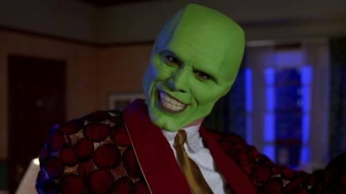 The Mask 1994 Autors: Azizi Džima Kerija filmu evolucija