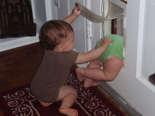 Autors: janex1 Ak šie smieklīgie bērni!