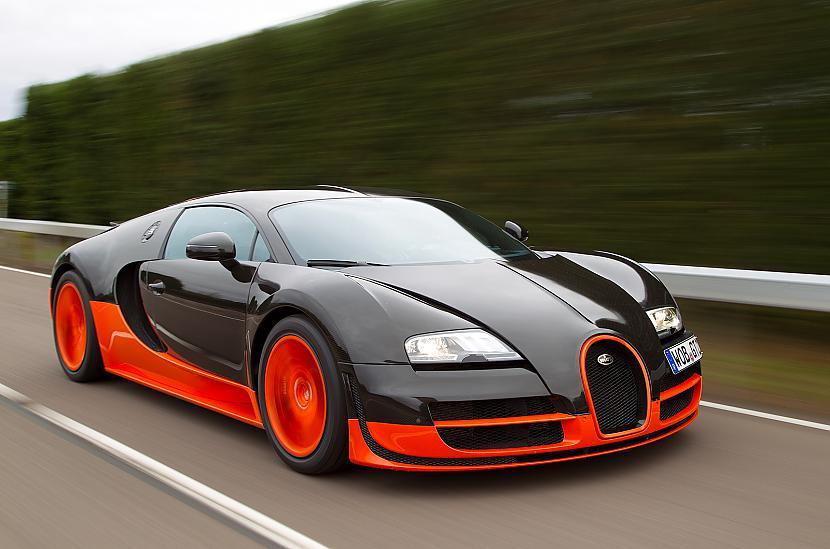 Bugatti Veyron Super... Autors: superwizard auto rekordi