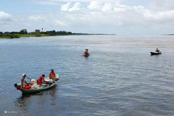 Autors: Moonwalker Ceļojums uz Amazoni