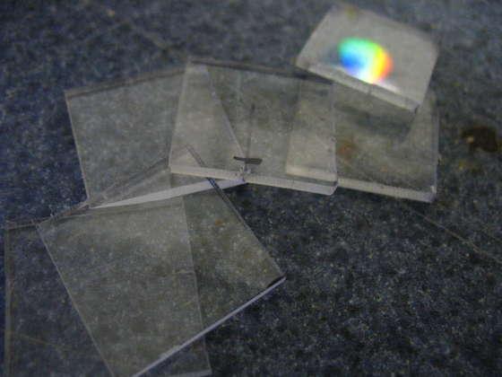 Sākumā izgatavojam pascaronu... Autors: The Next Tech Fantastisks gaismas kuba darinājums.