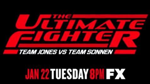 Autors: Fosilija The Ultimate Fighter  Season 17