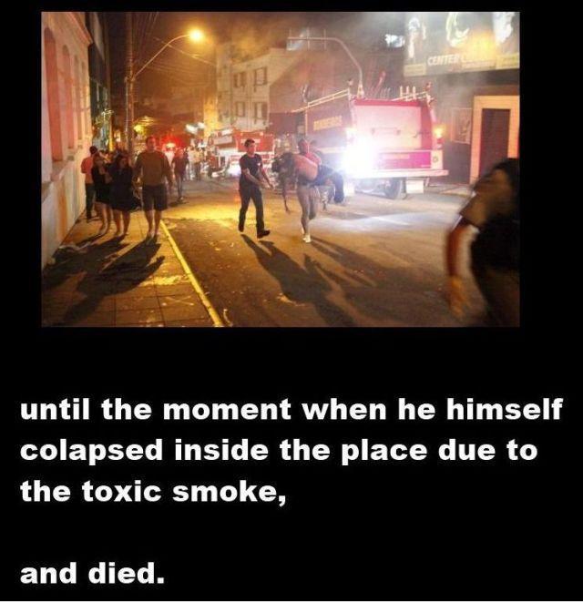 Viņscaron glāba cilvēkus... Autors: MJ Viņš ir īsts varonis!!