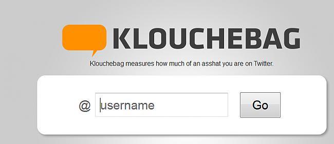 Klouchebag ir aplikācija kas... Autors: yinyangyo123yyy Twitter programmas