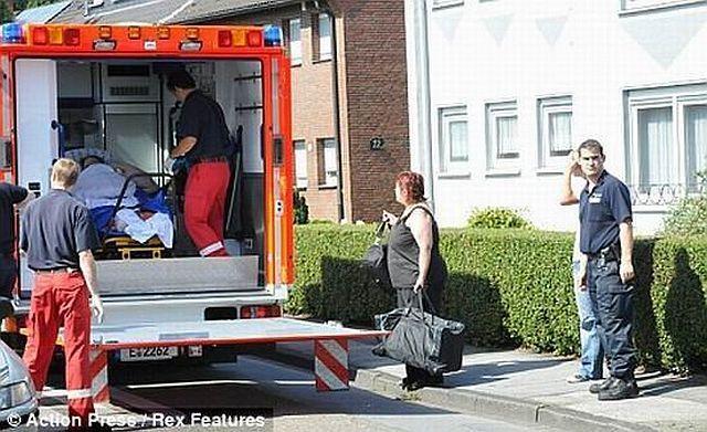 Autors: MONTANNA Milzīgo sievieti izgriež no mājas