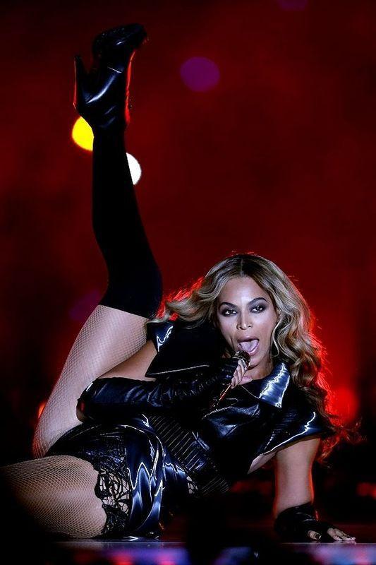 Autors: janex1 Beyonce neizdevušās fotogrāfijas