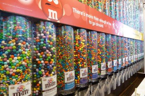 Autors: tīģerzvēriņš M&M'S