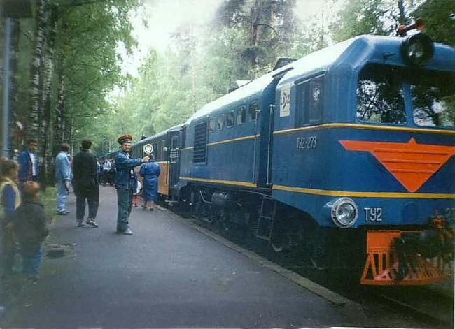 nbspCeltniecības laikā uz... Autors: Budists Rīgas bērnu dzelzceļš