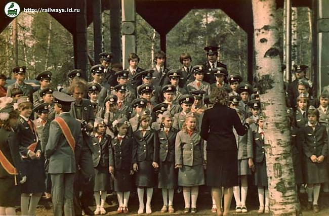 nbsp1964 gadā līnija atteicās... Autors: Budists Rīgas bērnu dzelzceļš