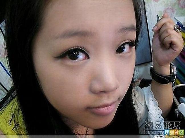 Autors: janex1 Ķīniešu meikapa brīnumi #3