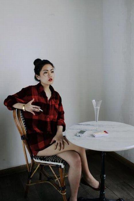 Autors: PULSE Foto prikoli kā remeiki slavenajām gleznām (Otrā daļa)