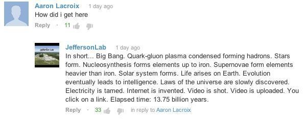 Autors: anney Labākie youtube komentāri