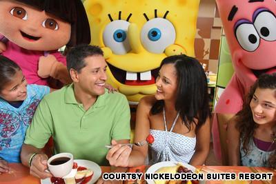 6 Nickelodeon Suites Resort... Autors: R1DZ1N1EKS Viesnīcas, kurās uz romantiku prāts nenesas.