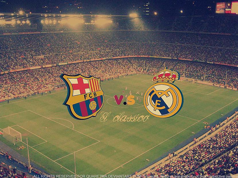 Kopā scaronajā sezonā Madrides... Autors: Vēlamais niks El Clasico (RMad vs FCB)
