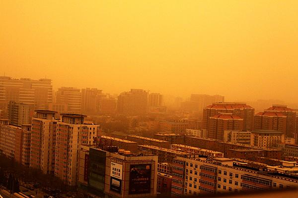 28FEBRUĀRIS  Pekinas... Autors: charlieyan Ekstrēmie laikapstākļi: Marts-Februāris