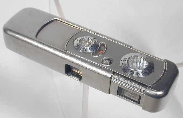 Rezultāts bija tik unikāls ka... Autors: Mahitoo Pasaulslavenais MINOX fotoaparāts