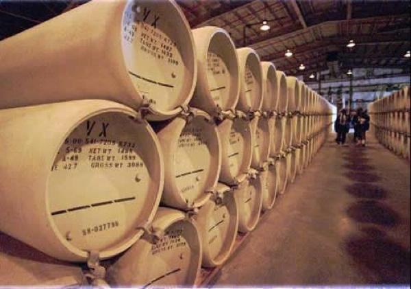 VX Nervu gāze1993 gadā Eiropas... Autors: Raacens Indes un to briesmīgā iedarbība.