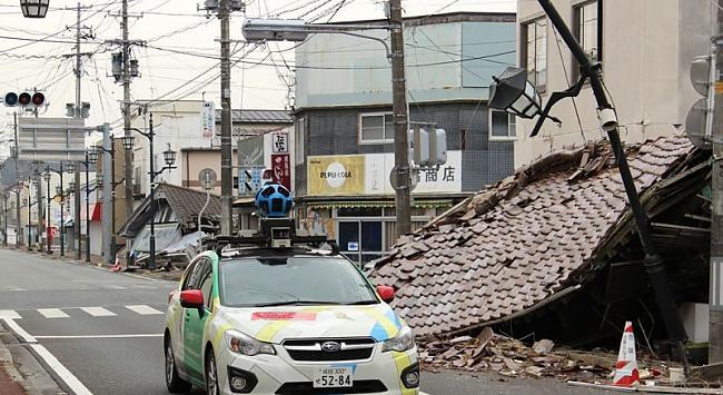 Googlenbspnorāda ka projekta... Autors: R1DZ1N1EKS Japānas radioaktīvā spoku pilsēta.