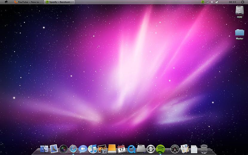 Mac OSX kā jau zinām var... Autors: BoyMan Operētājsistēmu karš 2013