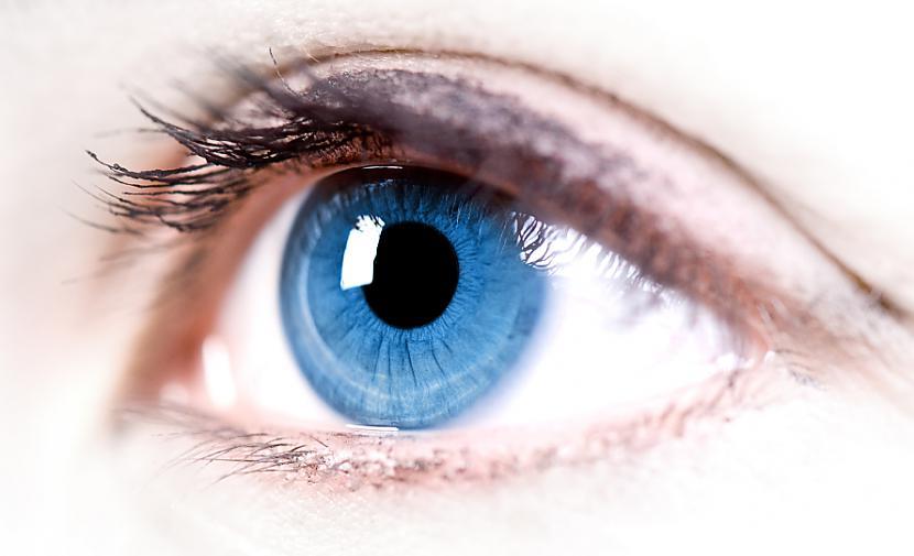 Vidēji cilvēka acs sver 28... Autors: moncis15 Dažādi interesanti fakti! :)