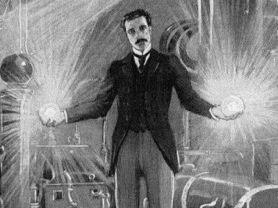 nbspProjekta neizdoscaronanās... Autors: Gugols Nikola Teslas tornis – Bezvadu elektrība