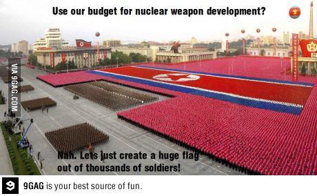 Autors: Courage North korea